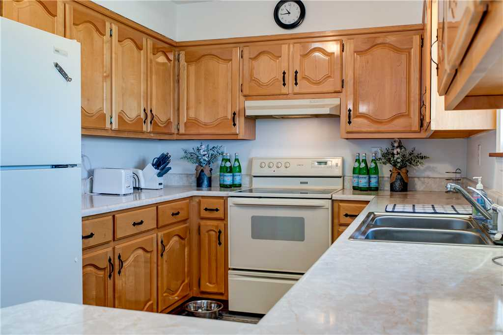 Saltaire Kitchen Dauphin Island Vacation Home