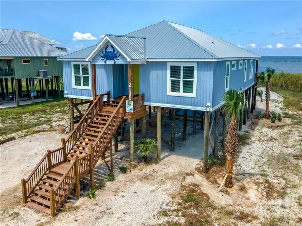 002 The Blue Dauphin Island Beach Rental