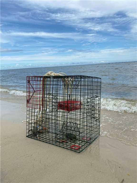 460 Crab Pots Included Dauphin Island Beach Rental