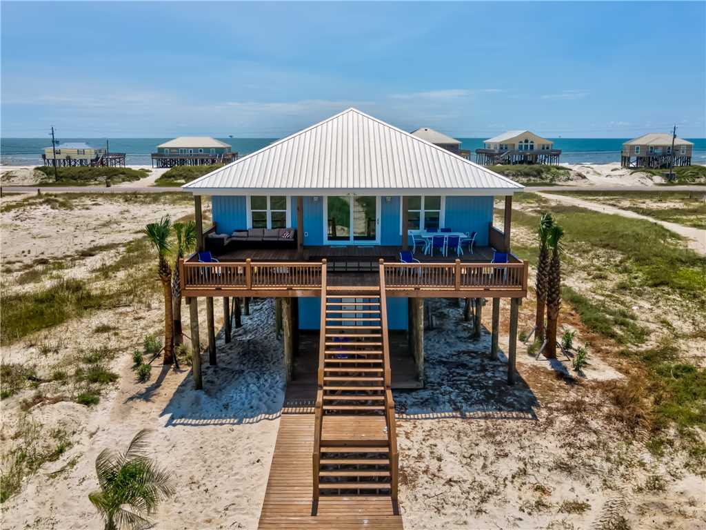 502 Gorgeous Back Deck Blue Crab Dauphin Island