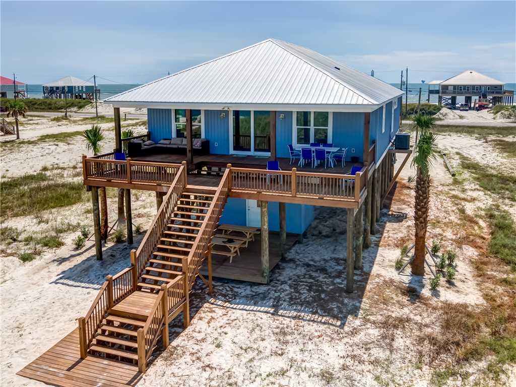 504 Back Porch Living Dauphin Island Beach Rental