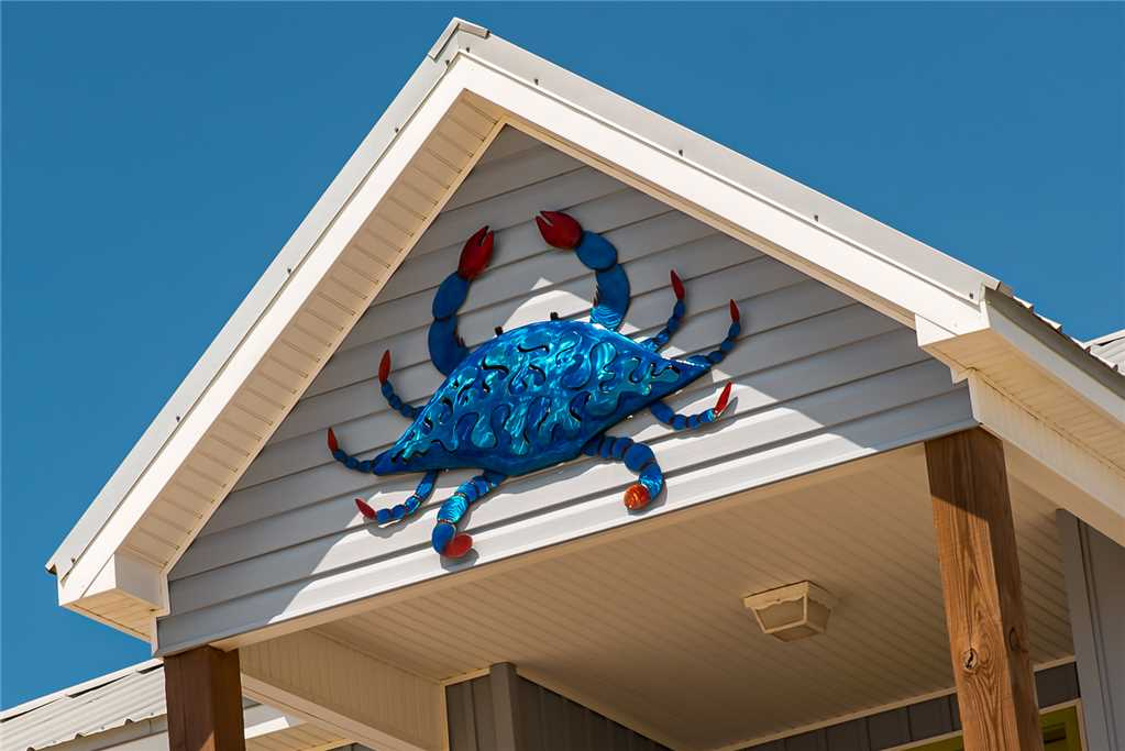 611 Come Stay at the Blue Crab