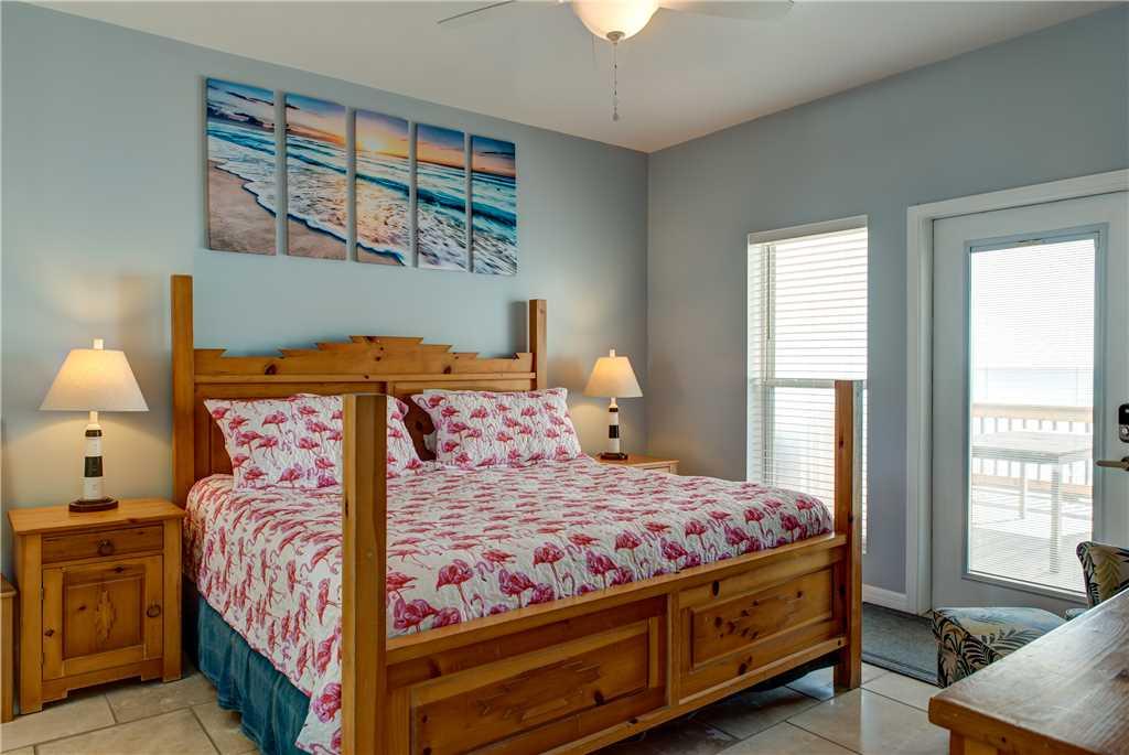 202 Dauphin Island Beach Rental Gulf Side Sleeping