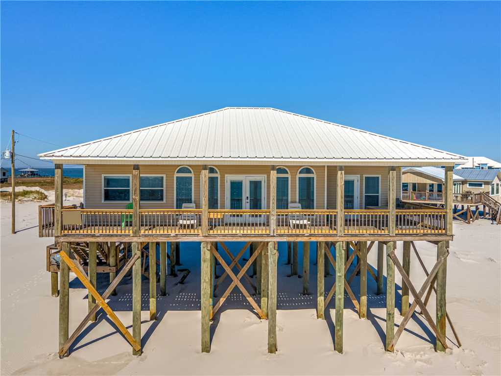310 Gulf Side Porch Marisol Vacation House