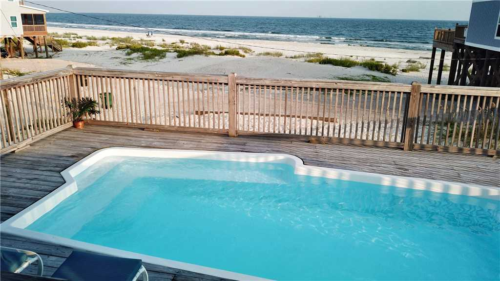 Private Heated Pool and Beach