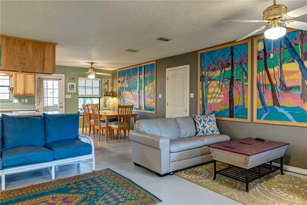012 Beach Boho Living Room Dauphin Island Vacation Rental