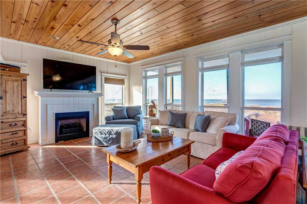012 Living Rooim Dauphin Island Vacation Rental Bay View