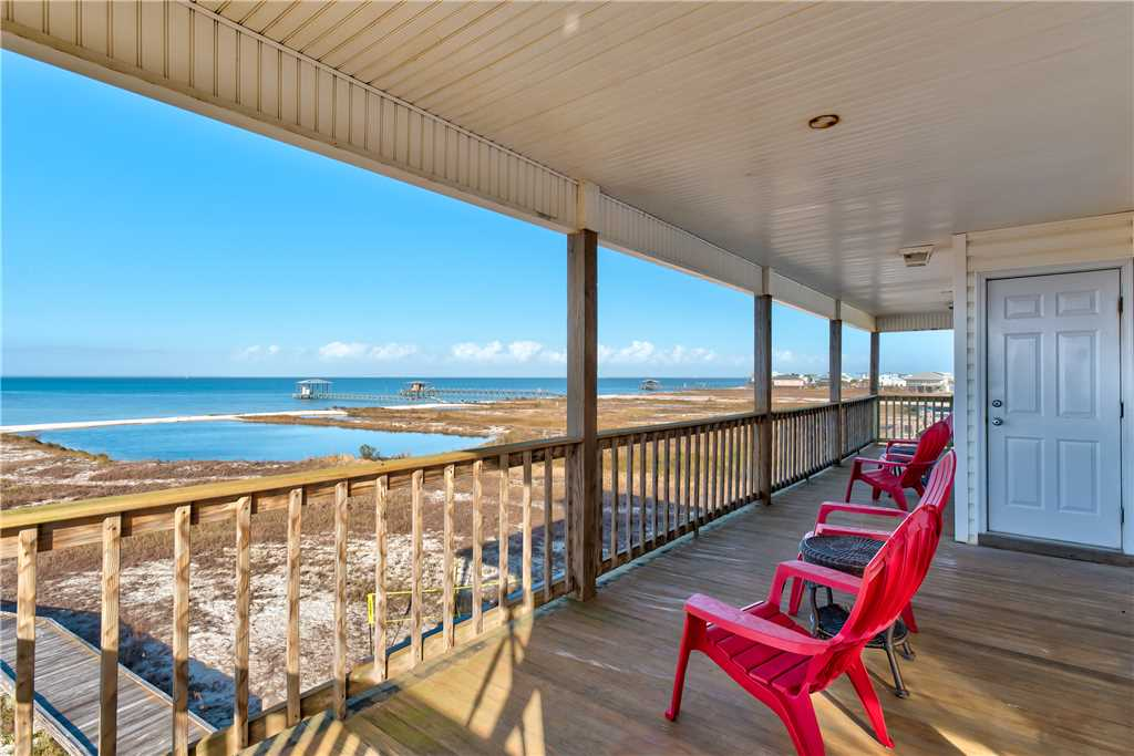 110 Get Away at the Bay House on Dauphin Island