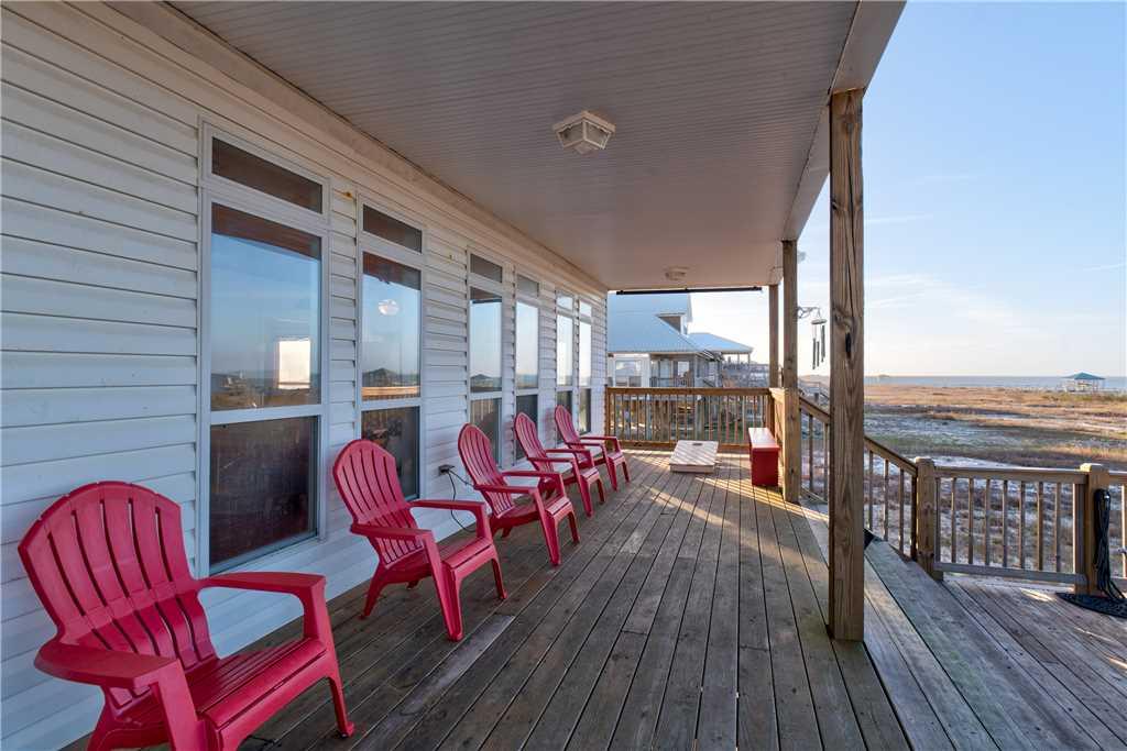 112 The Bay House Dauphin Island Vacation Home