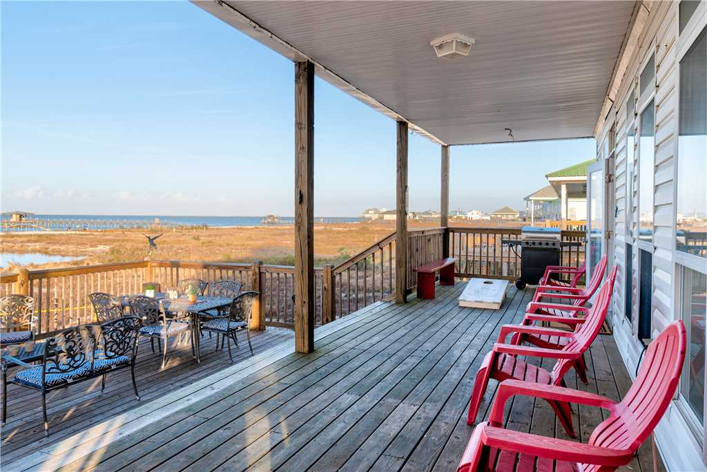 115 Bay House Dauphin Island Beach Rental