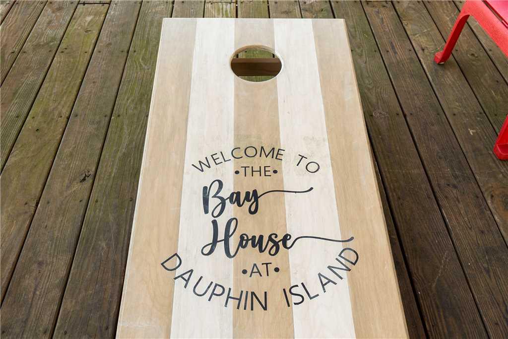 119 Fun and Games on Dauphin Island