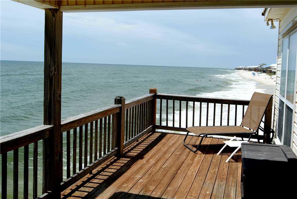 Great direct Gulf views