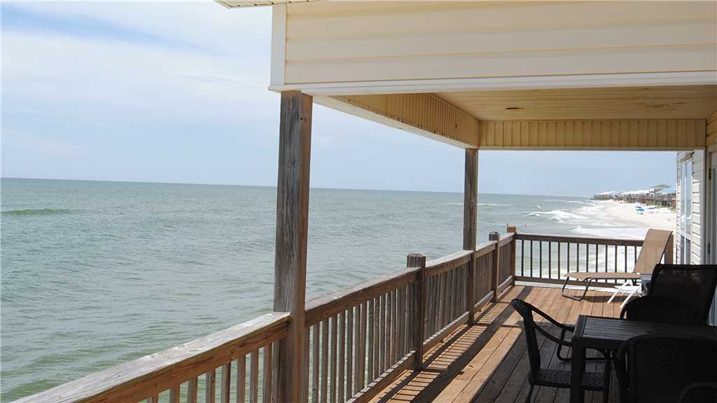 covered and open porches and decks