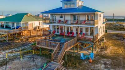 The Bay House on Dauphin Island