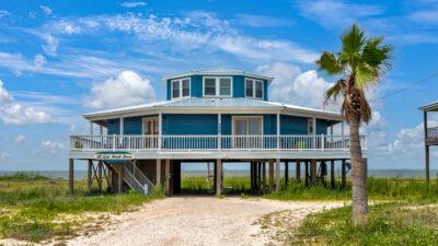 At Last Beach House