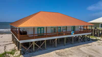 Dauphin Charm Pet Friendly Beach House
