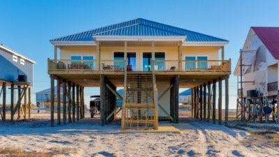 Double Down Dauphin Island Beach House
