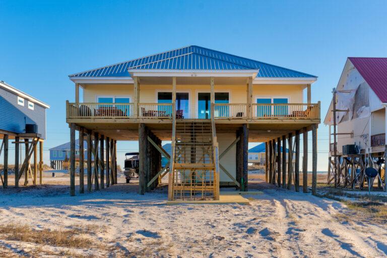 Double Down Dauphin Island Beach House