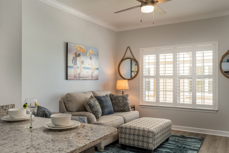 Living Room Wave Loud Dauphin Island Beach Rentals
