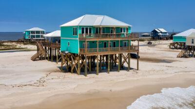 Moasis Dauphin Island Beach Rentals