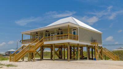 SeaBatical Dauphin Island Beach Rentals